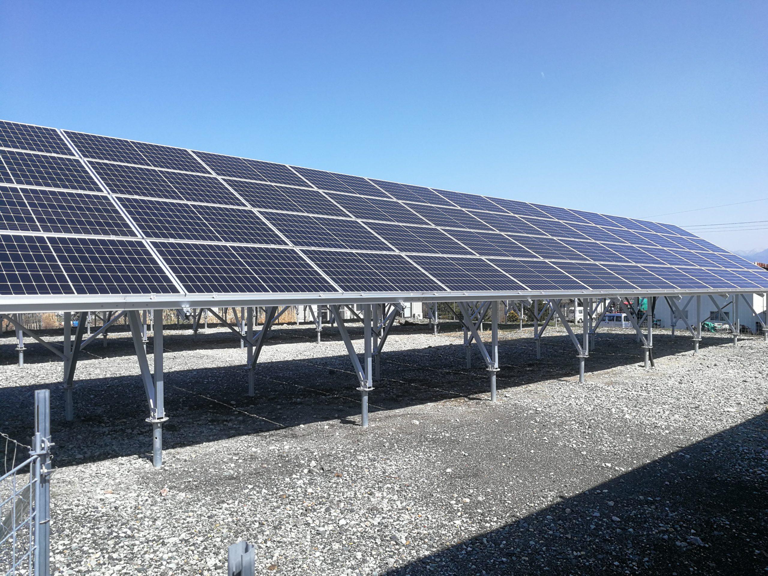 諏訪原太陽光発電